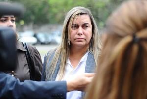 Giselma Campos mandou assassinar o ex - marido