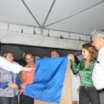 Inauguração de reforma de Colégio Estadual